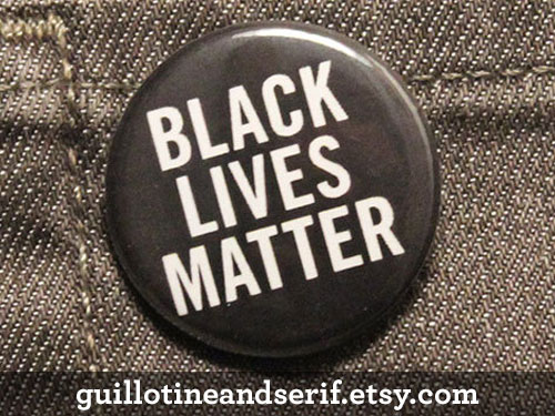button: Black Lives Matter