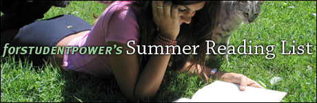 For Student Power's Summer Reading